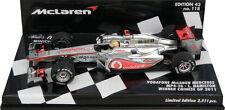 MERCEDES MCLAREN VODAFONE MP4/26 #3 HAMILTON WINNER CHINESE GP 2011 MINICHAMPS 5