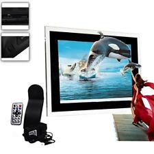 "15"" Inch LCD Wide Screen 1024 x 768 HD Digital  Photo Frame + Remote Control"