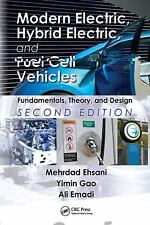 Modern Electric, Hybrid Electrc, and Fuel Cell Vehicles by Ehsani/Gao/Emad...