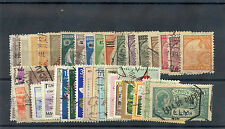 MACAO 1893-1965 38 DIFFERENT F-VF USED $182
