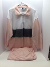Bold Spirit Woman's Two Piece Top And Pants New Pink Size 1 X