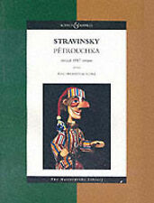 Petrouchka: Burlesque in Four Scenes, Revised 1947 Edition by Igor Stravinsky...