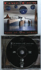 """POWER OF OMENS""""Eyes of the oracle""""ORG cd 98,Fates Warning,Queensryche,Conception"""