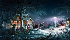 WINTER WONDERLAND by Terry Redlin