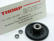 Vintage THORP 4520 Tamiya Blackfoot Monster Beetle Mud Blaster 52T Counter Gear