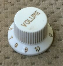 Ibanez Strat Style Electric Guitar Volume Switch Original Knob