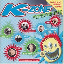 K -Zone MONSTER HITS - Various Artists feat. BLINK182,SUM41,HOLLY VALANCE,RONAN