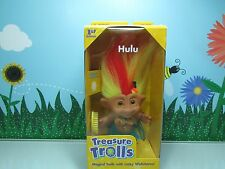 "HULU THE HULA DANCER - 5"" Ace Treasure Troll Doll - NEW IN PACKAGE"
