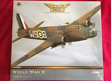 Corgi WWII AA34801 Vickers Wellington MkI.A RAF Honington December 1939 1:72 NEW