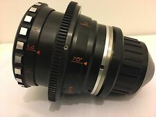 Cineovision 50mm T1.4 ARRI PL Mount HIGH SPEED LENS K35 FF vistavision copertura