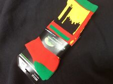 New Atlanta Skyline Cityscape Adult Socks Rep' It City CoolMax Made in the USA