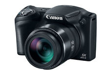 Canon PowerShot SX410 IS 20,0 MP Digitalkamera - Schwarz
