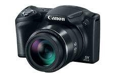 Canon PowerShot SX410 IS 20.0 MP Digital Camera - Black (Kit w/ 24-960mm Lens)