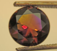 5.145 CTS AMETRINE ROUND AAA! PURPLE & GOLDEN 12 x 12 x 6 mm