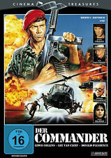 DVD * DER COMMANDER | LEWIS COLLINS , LEE VAN CLEEF # NEU OVP §