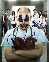 ROB CORDDRY & KEN MARINO GENUINE AUTHENTIC SIGNED 10X8 PHOTO AFTAL & UACC B