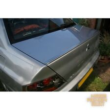 PAINTED REAR TRUNK BOOT LIP SPOILER FOR Mitsubishi Lancer Mirage 5th 1995-2003