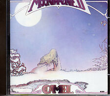 Camel (England) - Moonmadness 1976 (Decca Records London 810879-2)