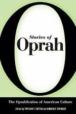 Stories of Oprah: The Oprahfication of American Culture-ExLibrary
