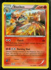 Pokemon BLAZIKEN 14/111 - XY Furious Fists RARE HOLO MINT!