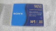 Sony 1x dg-90m (dg90m) CARTUCCIA DAT USATO IN OTTIMO STATO!
