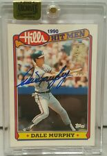 2016 Topps Archives Signature Series Dale Murphy Auto #2/5