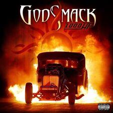 Godsmack - 1000HP [New CD] Explicit