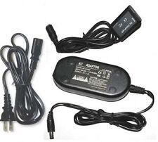 AC Adapter AC5VX + DC Coupler CP45 for Fuji FujiFilm Z10fd Z20fd Z100fd Z800 EXR