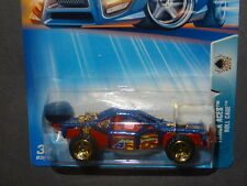 HW HOT WHEELS 2004 TRACK ACES ROLL CAGE DUNE BUGGYHOTWHEELS BLUE TRACK READY