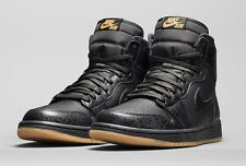 Nike Air Jordan 1 Retro High OG Black Gum Size 9. 555088-020 2 3 4 5 6