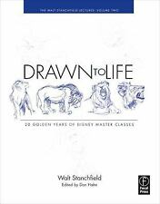 Drawn to Life: 20 Golden Years of Disney Master Classes Vol. 2 : Volume 2: the