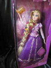 "Disney Princess Rapunzel Doll 17"" Singing Flower Gleam & Glow RARE Sold Out! 16"