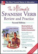 The Ultimate Spanish Verb Review and Practice, Second Edition by Ronni Gordon...