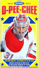 2016-17 O-Pee-Chee BOX TOP - CAREY PRICE - Pro Paper Cut