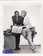 Judy Holliday William Holden VINTAGE Photo Born Yesterday