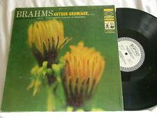 BRAHMS Violin Concerto ARTHUR GRUMIAUX Eduard Van Beinum Epic 3552 mono dg LP