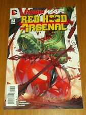 RED HOOD ARSENAL #7 DC COMICS