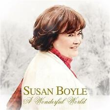 SUSAN BOYLE A WONDERFUL WORLD CD NEW