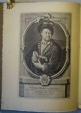GEDENKBUCH J. G. GMELIN 1709-1755, FORSCHUNGSREISE SIBIRIEN, BÜTTEN 1911, SELTEN