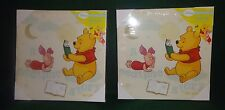 Disney Winnie the Pooh an Piglet  A Bedtime Story For Piglet Pictures Set of Two
