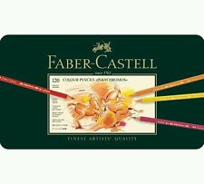 Faber Castell Colour Pencil Polychromos tin of 120