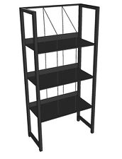 "12"" LP Vinyl Record Storage Rack - 3 Shelf 600 capacity - Store your Vinyl"