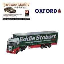 Oxford NMB001 Mercedes Actros Curtainside Eddie Stobart N Gauge