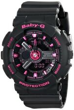 Casio BA111-1A Baby-G Analog-Digital Pink Dial Watch