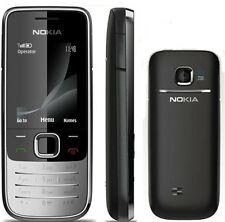 New Condition Unlocked Nokia 2730c Classic Silver Black 3G WCDMA Mobile Phone