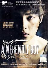 A Werewolf Boy Korean Movie Dvd with good English Subtitles