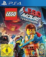 The LEGO Movie Videogame (Sony PlayStation 4, 2014, DVD-Box)