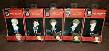 One Direction 1D Mini Figures Set of All 5 Harry Niall Liam Zayn Louis New