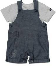 Baby Overall & Tee Shirt Set by Max & Tilly Boy Coverall Outfit Clothes Size 000