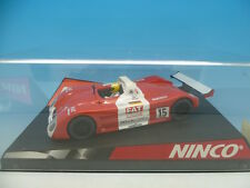 "Ninco 50254 BMW V12 LM ""FAT"", mint car used once, boxed"